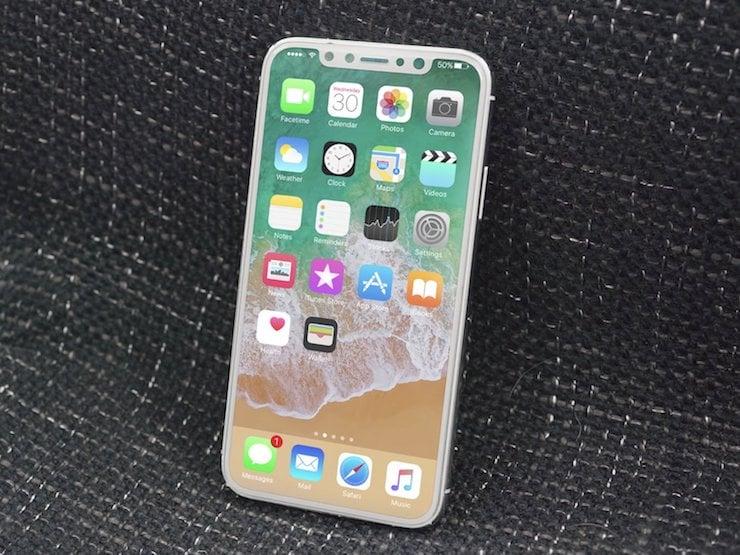 iPhone 8-как смартфон будет выглядеть фото 5