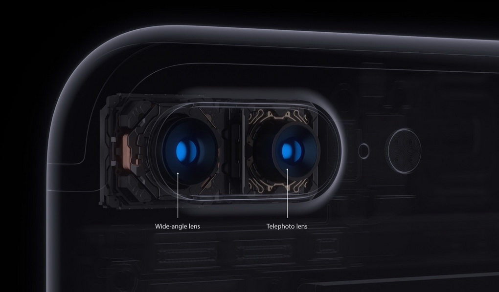 iPhone 8-камеры