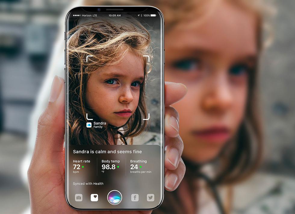 iPhone 8-концепт