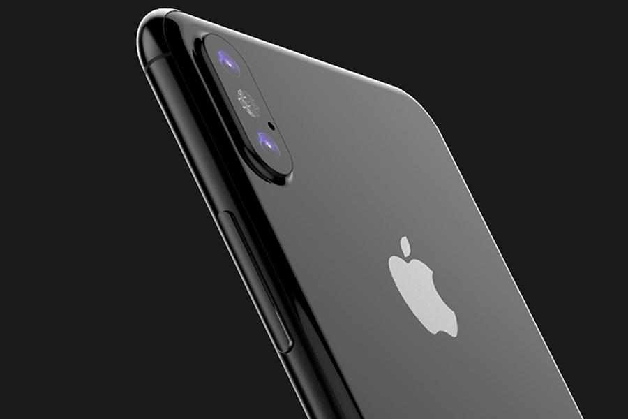 iPhone 8-сдвоенная тыловая камера