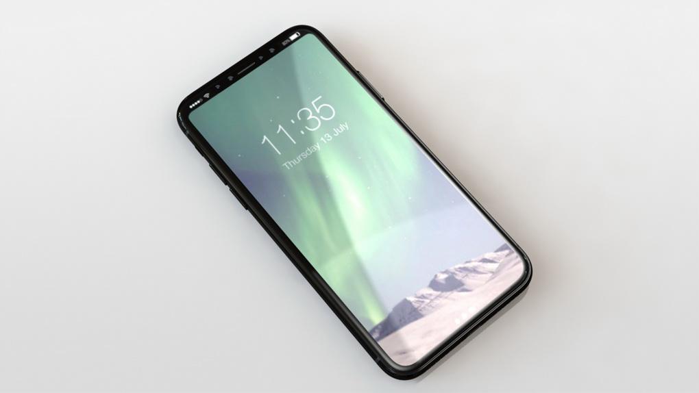 iPhone 8-в чехле