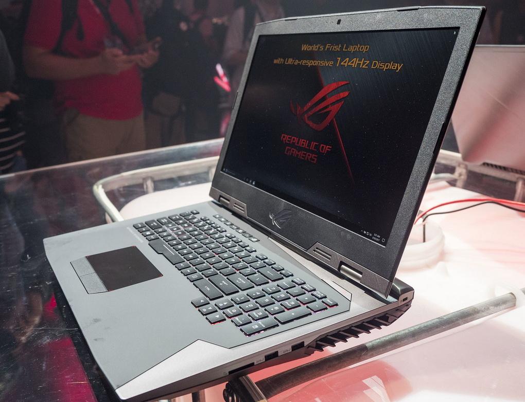 ASUS ROG Chimera-экран фото 3