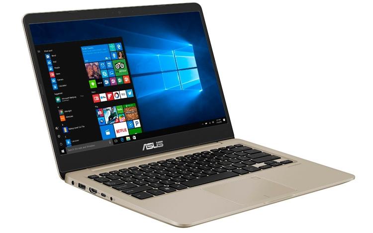 ASUS VivoBook S14 (S410)-дизайн