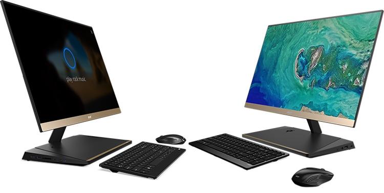 Acer Aspire S24-самый тонкий моноблок компании
