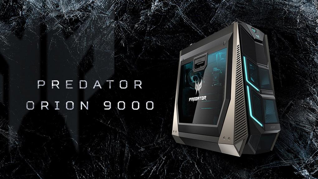 Acer Predator Orion 9000-мощнейший игровой ПК