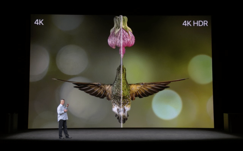 Apple TV 4K-4K-HDR