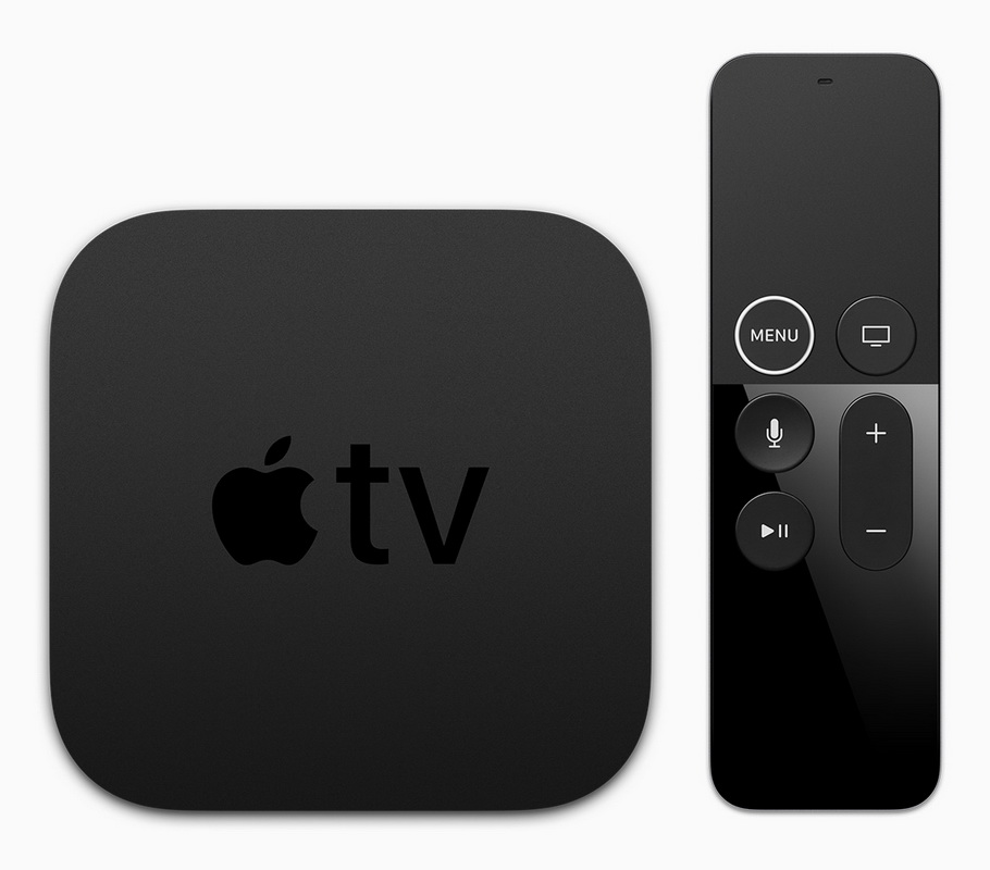 Apple TV 4K-фото
