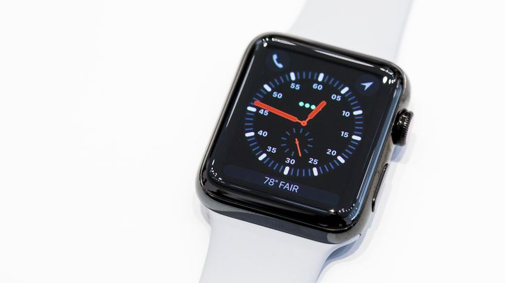 Apple Watch Series 3-SMART-часы-новинка