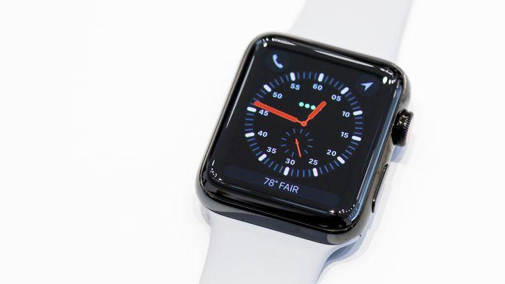 Apple Watch Series 3-SMART-часы-новинка