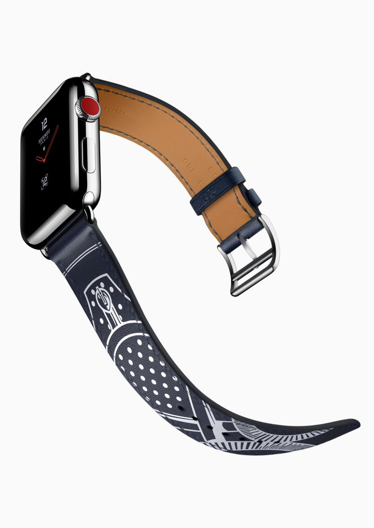 Apple Watch Series 3-оригинальные ремешки под настроение