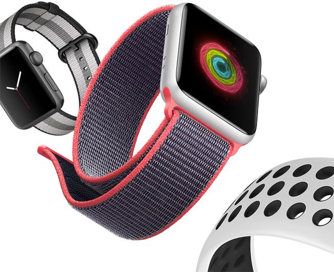Apple Watch Series 3-ремешки под настроение