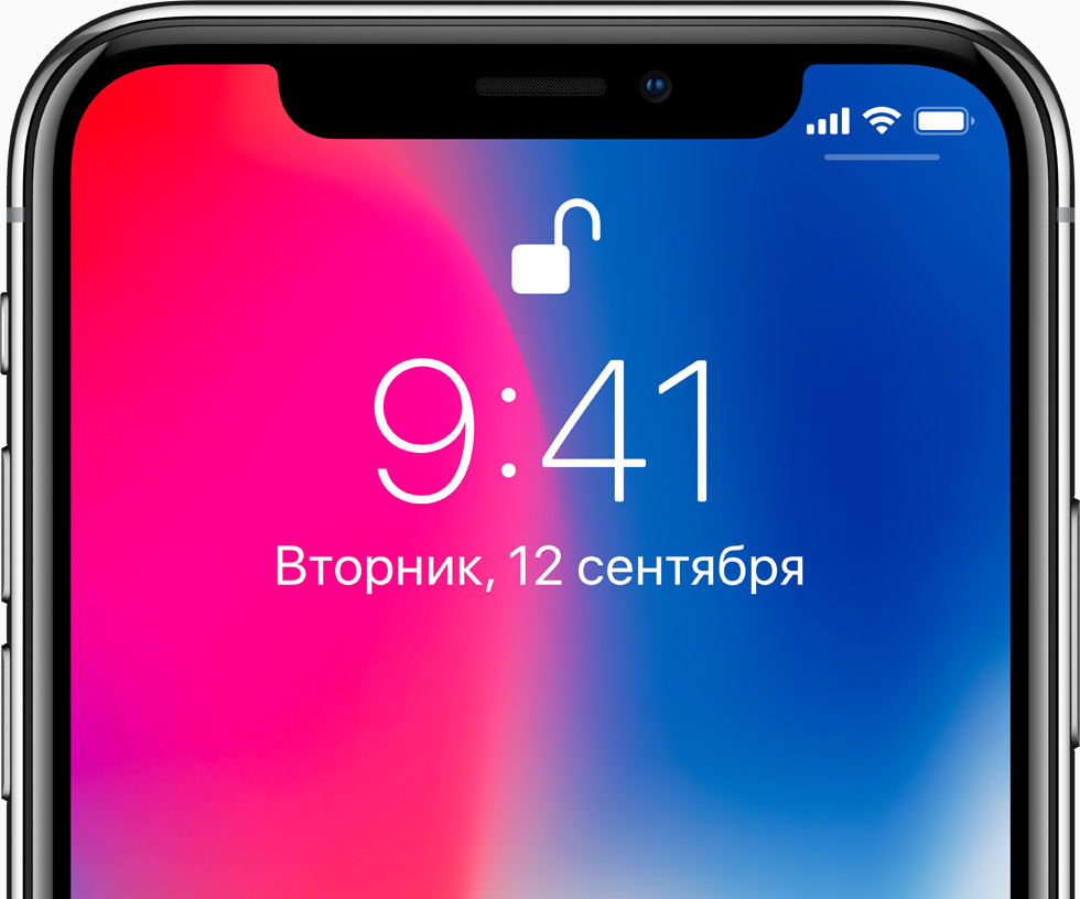 Face ID-Apple Pay