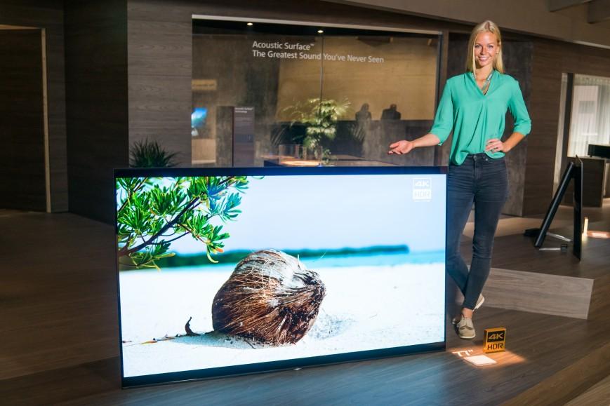 IFA 201-OLED-телевизор Sony фото 2