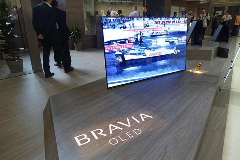 IFA 201-OLED-телевизор Sony