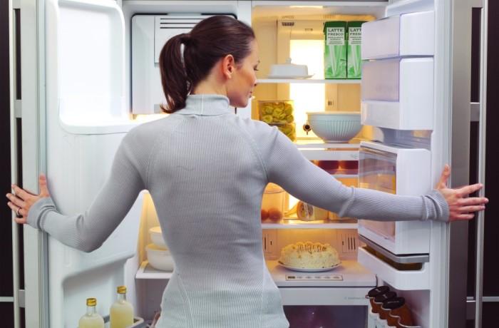 Как правильно и безопасно разморозить холодильник - Холодильник после размораживания
