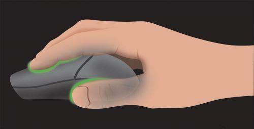 Как выбрать игровую мышь. Проводная или беспроводная в чем отличие – хватка пальцы