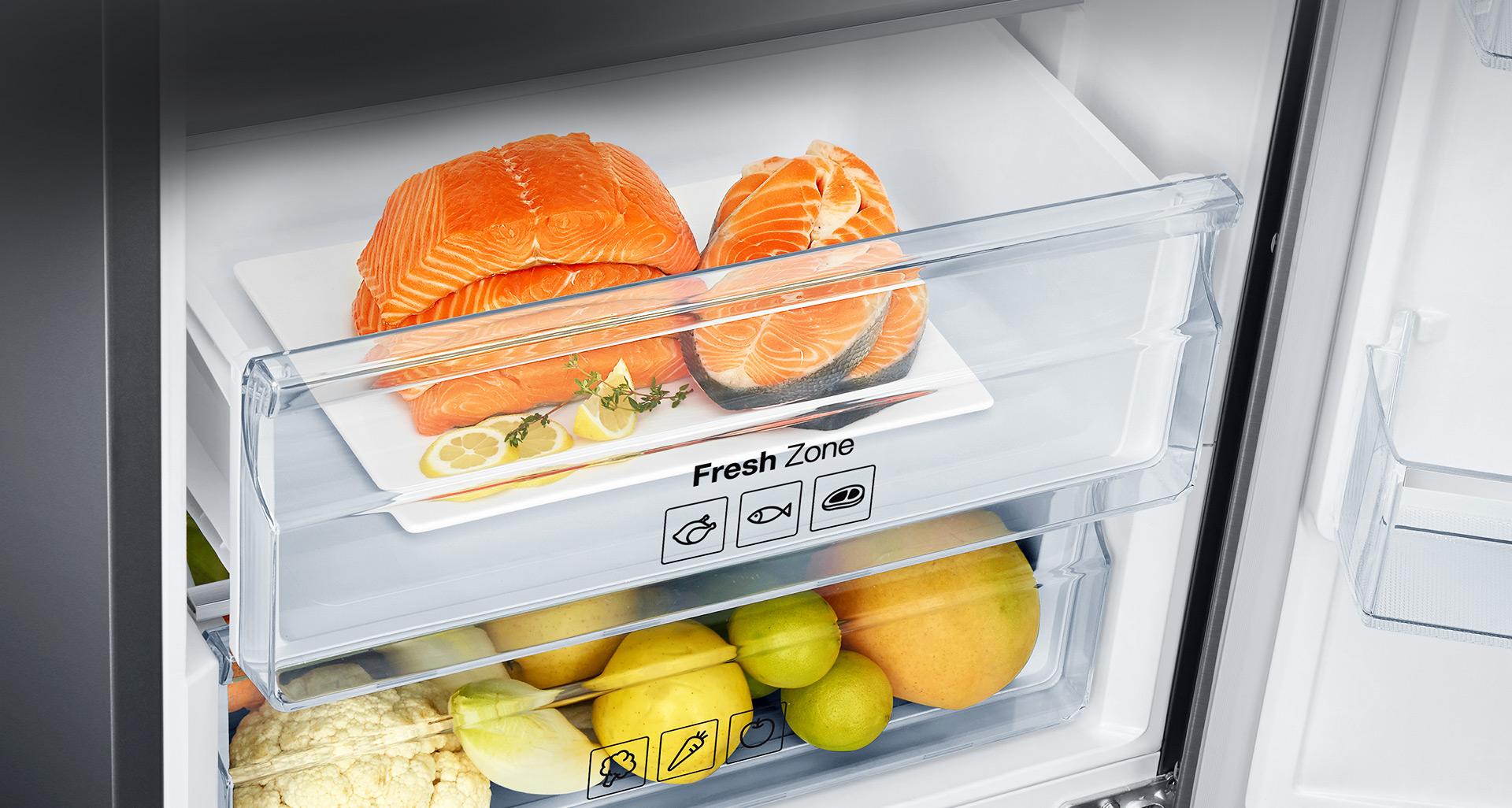 Какая температура должна быть, чтобы продукты не портились - нулевая камера