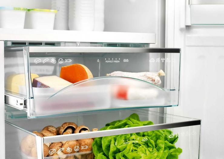 Какая температура должна быть, чтобы продукты не портились - продукты в морозилке