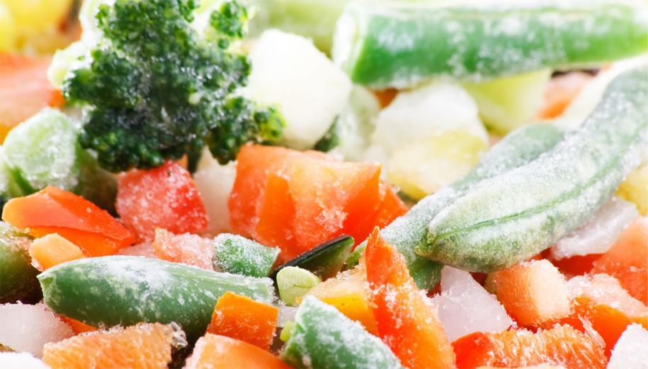 Какая температура должна быть, чтобы продукты не портились - замороженные продукты