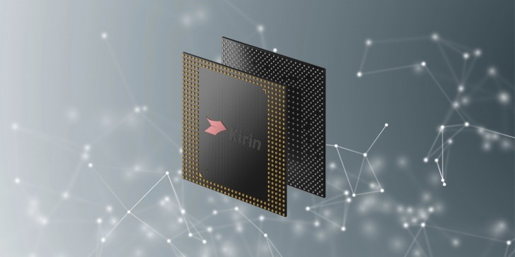 Kirin 970-чип от Huawei