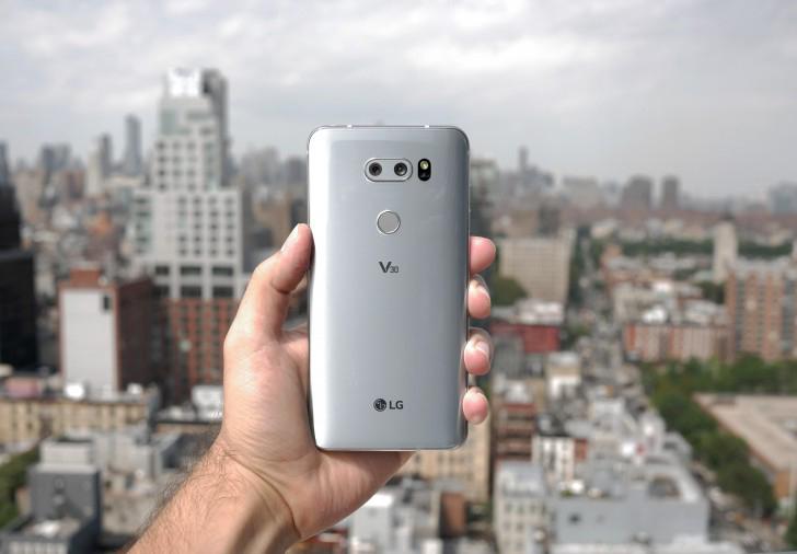 LG V30-крутая камера