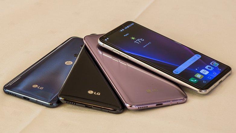 LG V30-расцветки модели фото 2