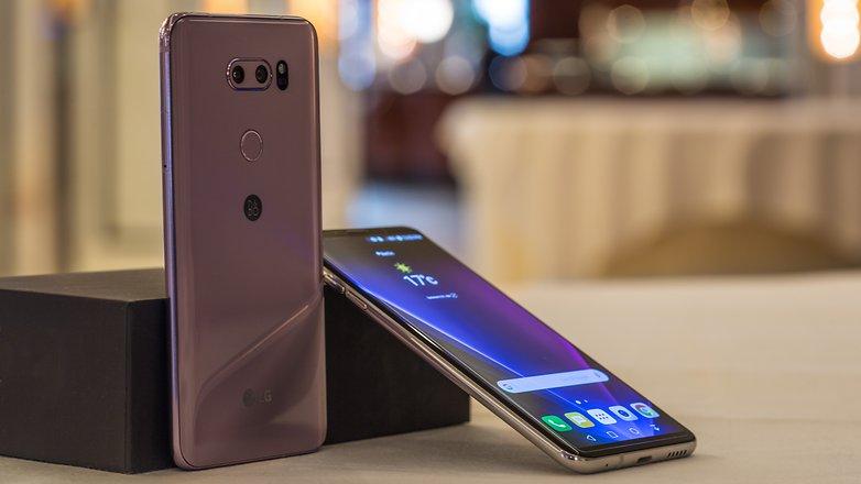 LG V30-расцветки модели фото 4