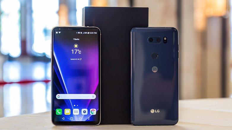 LG V30-расцветки модели фото 5