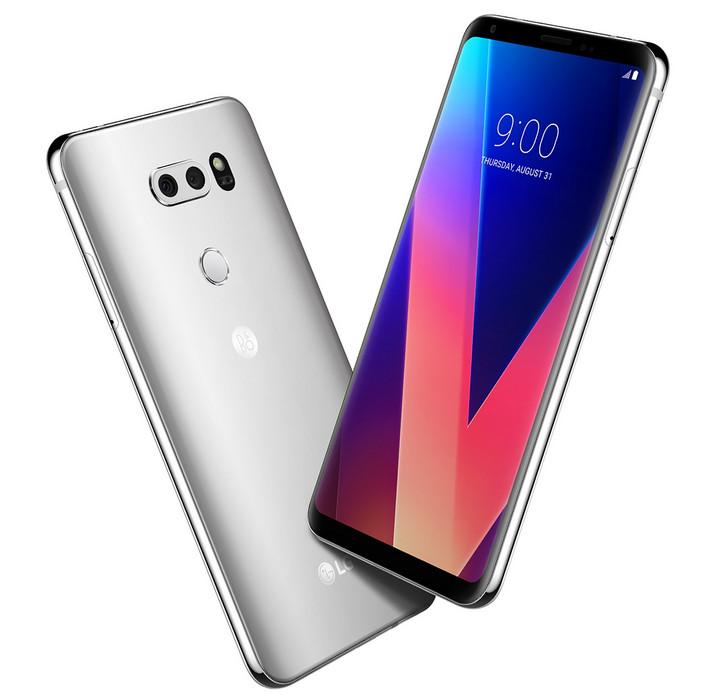 LG V30-самые интересный смартфон IFA-2017