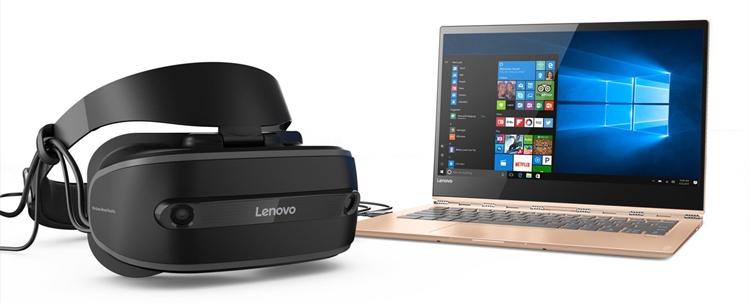 Lenovo Explorer-шлем смешанной реальности фото 1
