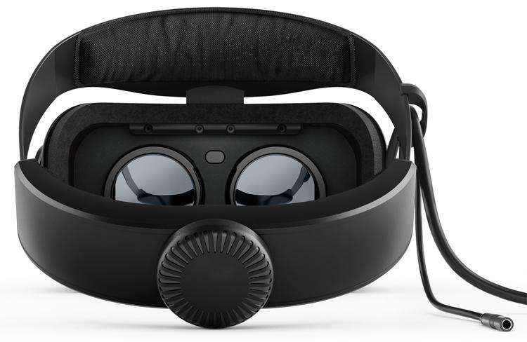 Lenovo Explorer-шлем смешанной реальности фото 2 крупный план
