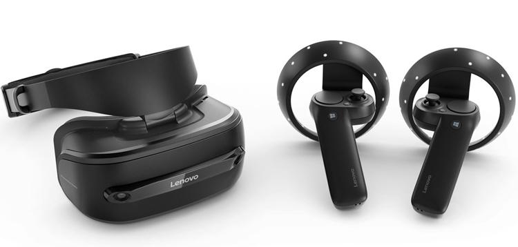 Lenovo Explorer-шлем смешанной реальности фото 3