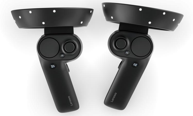 Lenovo Explorer-шлем смешанной реальности фото 5