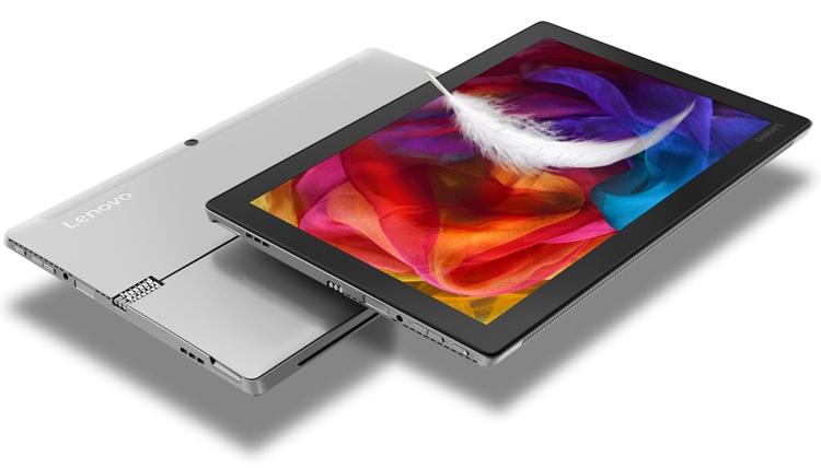 Lenovo Miix 520-новый гибридный планшетный ПК ракурсы