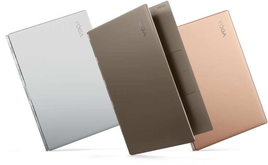 Lenovo Yoga 920-расцветки