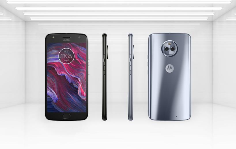 Moto X4-имиджевая картинка 1