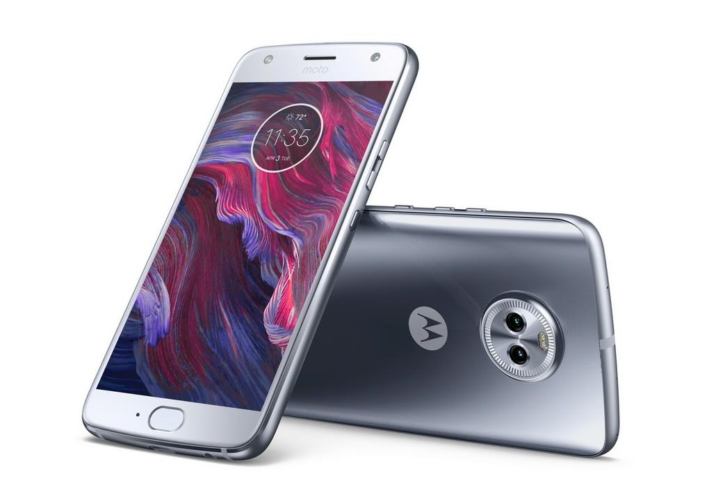 Motorola Moto X4-ракурсы