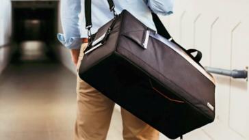 Нова сумка - це справжній скарб для активних людей