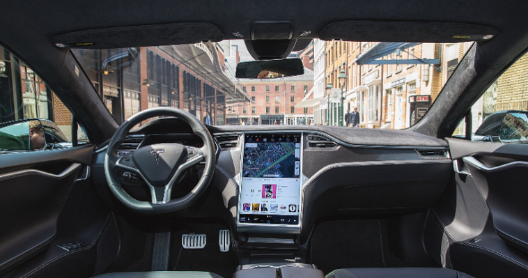 Новинка компании Tesla