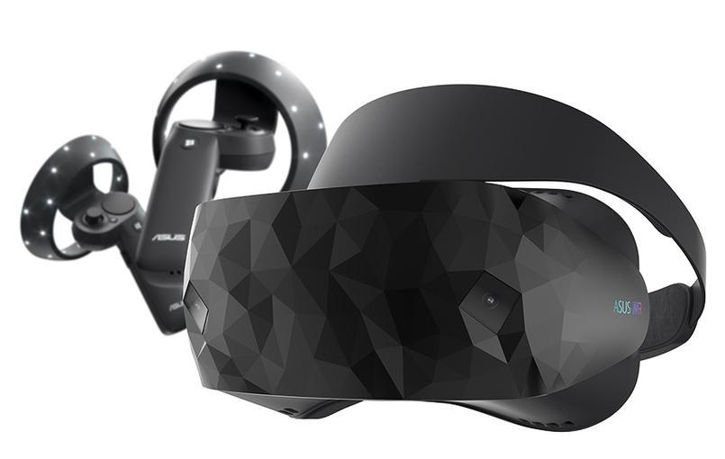 Новинки IFA-2017-шлем смешанной реальности Windows Mixed Reality фото 1