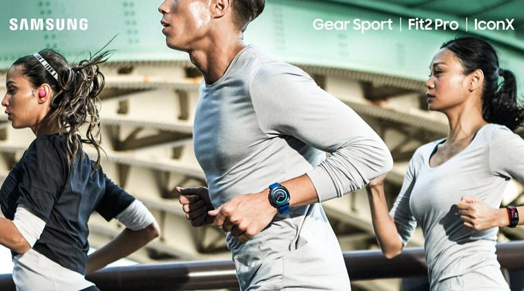 Новинки Samsung-для спортсменов