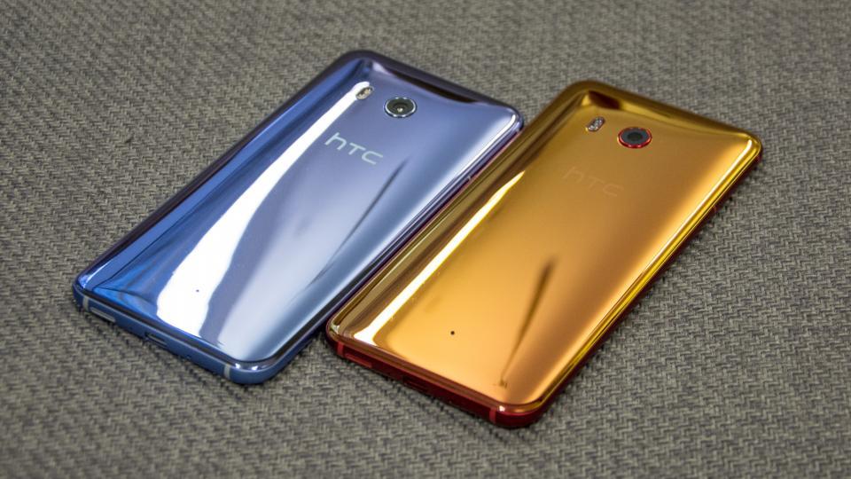 Обзор HTC U11 - два цвета