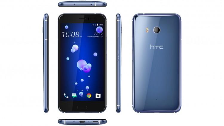 Обзор HTC U11 - смартфон со всех сторон