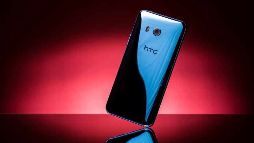 Обзор HTC U11 - зеркальная панель