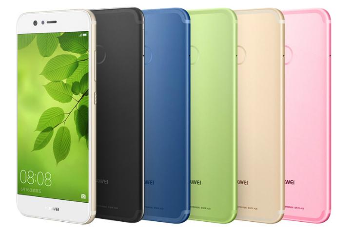 Обзор Huawei Nova Lite 2017 - nova 2 в разных цветах
