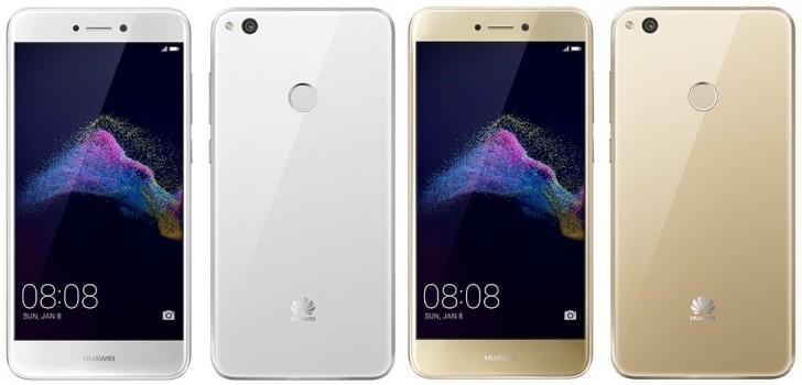 Обзор Huawei Nova Lite 2017 - смартфон в двух цветах