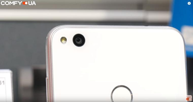 Обзор Huawei P8 Lite 2017 - камера смартфона