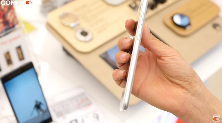 Обзор Huawei P8 Lite 2017 - тонкий корпус