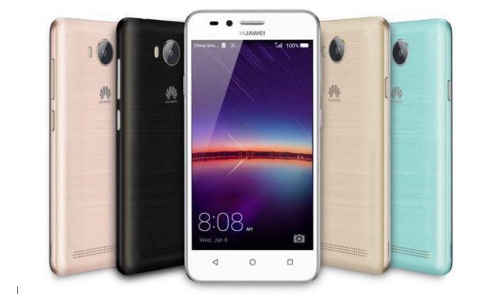 Обзор Huawei Y5 2017 - смартфон в разных цветах