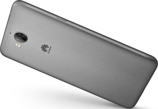 Обзор Huawei Y5 2017 - задняя панель смартфона